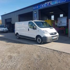 For Sale (Oct '19): 142 Vivaro – White