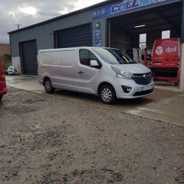 For Sale (Oct '19): 171 Vivaro Sportive – Silver